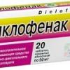 Диклофенак для лечения суставов – инструкция, побочные эффекты