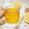 Имбирь, мед и лимон для иммунитета