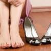 Как избавиться от усталости ног?