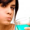 Как полоскать горло хлоргексидином