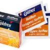 Колдрекс (порошок, таблетки): инструкция по применению