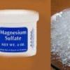 Магнезия для очищения кишечника