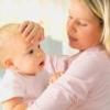 Насморк и температура у ребенка, как лечить?