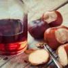 Настойка каштана на спирту: применение