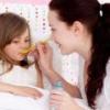 Ночной кашель у ребенка, лечение ночного кашля