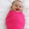 Пеленание новорожденного: польза и вред