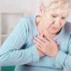 Первые симптомы заболевания сердца