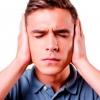 По каким причинам может наблюдаться шум в ушах и голове