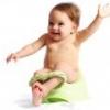 Понос у новорожденного, как лечить?