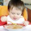 Правильное питание ребенка от 1,5 до 3 лет