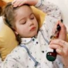 Признаки простуды у детей