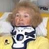 Серьезная травма шеи избавила от слепоты