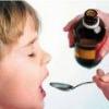 Сироп от кашля для детей - какой выбрать, как лечить?