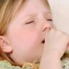 У ребенка затяжной кашель - что делать?