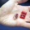 Ученые придумали «робот-оригами» для извлечения проглоченной батарейки