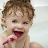 Учим детей чистить зубы – рекомендации