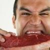 Употребление жареного мяса благотворно влияет на здоровье