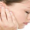 Заложенность уха: причины, лечение