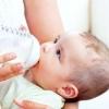 Запоры у новорожденных на грудном вскармливании